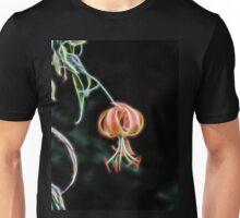 Fractalius Turk's Cap Lily Unisex T-Shirt