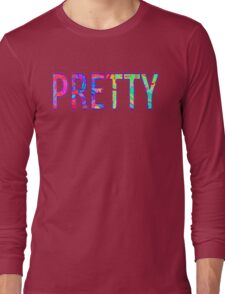 Pretty Long Sleeve T-Shirt