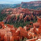 Incredible Bryce Canyon by saxonfenken