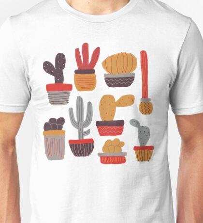 Kaktus Unisex T-Shirt