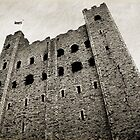 Rochester Castle Keep by Dave Godden