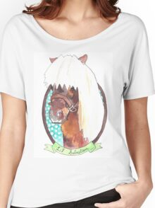 Li'l Sebastian Women's Relaxed Fit T-Shirt