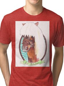 Li'l Sebastian Tri-blend T-Shirt