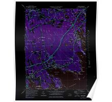Massachusetts  USGS Historical Topo Map MA Marion 351082 1977 25000 Inverted Poster
