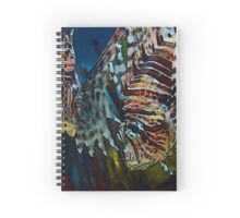 Lions of Baltimore Spiral Notebook