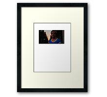 CHLOE #2 Framed Print