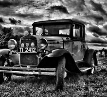 ford model  a by TIMKIELY