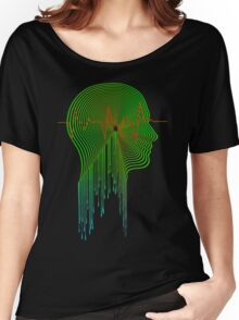 Audio Visual Women's Relaxed Fit T-Shirt