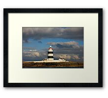 Hook Head Lighthouse, County Wexford, Ireland Framed Print