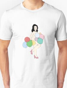 Balloon Dance Unisex T-Shirt