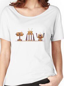 Robothood Women's Relaxed Fit T-Shirt