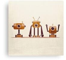 Robothood Canvas Print