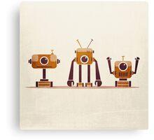 Robothood Canvas Print