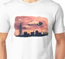 Welcome to Night Vale Silhouette  Unisex T-Shirt