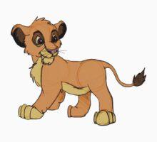Simba!  by Rachel Counts