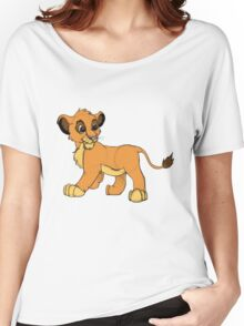 Simba!  Women's Relaxed Fit T-Shirt