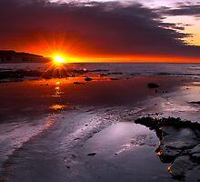 Amazing Sunrise by Svetlana Sewell