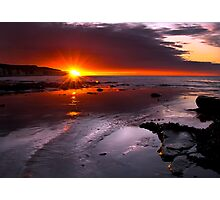 Amazing Sunrise Photographic Print