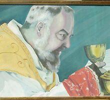 Omaggio a Padre Pio by Sandro  Mulinacci