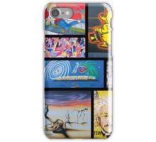 Berlin Wall Art iPhone Case/Skin