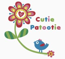 Cutie Patootie - on lights Kids Clothes
