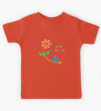 Cutie Patootie - on lights Kids Clothes