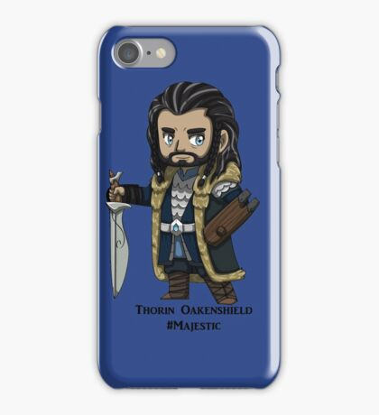 Majestic Thorin Oakenshield iPhone Case/Skin