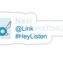 @Navi_the_Fairy Sticker