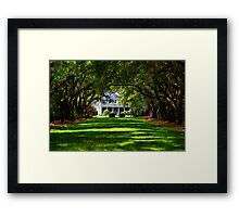 Legare Waring House, Charleston Framed Print