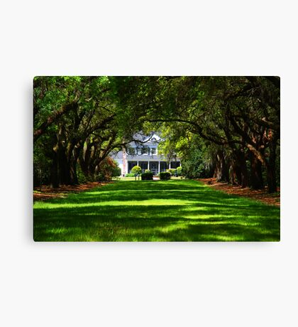 Legare Waring House, Charleston Canvas Print