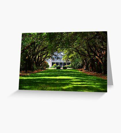 Legare Waring House, Charleston Greeting Card