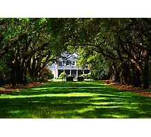 Legare Waring House, Charleston Photographic Print