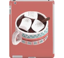 Hot Chocolate iPad Case/Skin