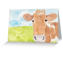 moo2 Greeting Card