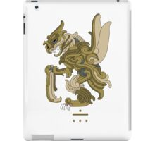 Scyther Pokemayan iPad Case/Skin