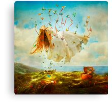 Reverie Canvas Print