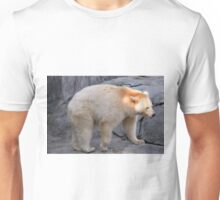 BLACK BEAR(White Phase) Unisex T-Shirt