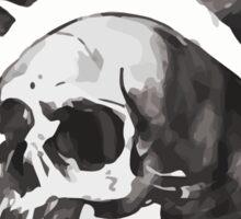 Chloe's Shirt - Misfit Skull Sticker