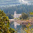 Glen Bogle Castle (Ardverikie Estate, Kinlochlaggan, Inverness-shire, Scotland) by Yannik Hay