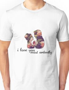 Austen-Inspired Quote Unisex T-Shirt