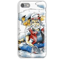 The Ascetic Champion iPhone Case/Skin