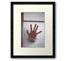 Warm Welcome © Vicki Ferrari Framed Print