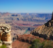 model grand canyon by mellychan