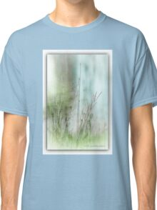 Water Side Peace © Vicki Ferrari Photography Classic T-Shirt