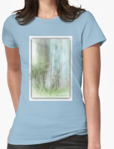 Water Side Peace © Vicki Ferrari Photography Womens Fitted T-Shirt