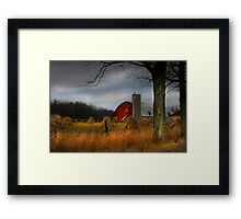 """"""" Needle Hideouts """" Framed Print"""