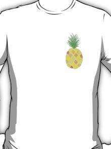 Watercolor Pineapple  T-Shirt