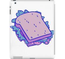 sandwich B iPad Case/Skin