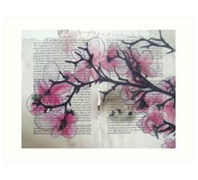 Magnolias III Art Print