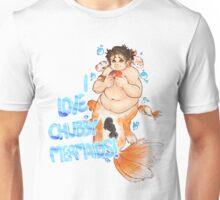 I Love Chubby Mermaids! Unisex T-Shirt